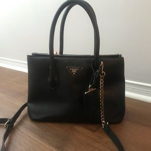 COPY - Prada black bag